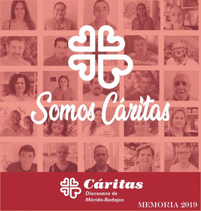Memoria 2019 Cáritas Diocesana de Mérida-Badajoz